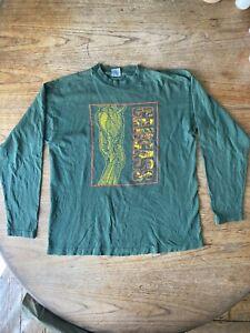 Carcass Longsleeve Vintage T Shirt ~ Death Metal Long Sleeve Grindcore RARE 90s