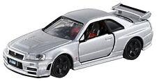 Takara Tomy Tomica Premium 01 1/62 Scale Nismo R34 Gt-R Z-tune New Japan F/S