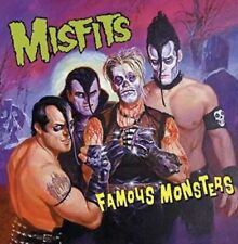 Misfits - Famous Monsters vinyl LP NEW/SEALED IN STOCK