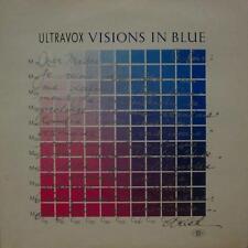 "Ultravox(7"" Vinyl P/S)Visions In Blue-Chrysalis-CHS 2676-UK-Ex/VG"