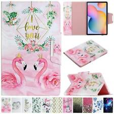 Wallet Leather Case Pattern Cover for Samsung Galaxy Tab 4 A 8.0 10.1 E S6 10.5