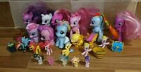 My Little Pony mixed figures and accessories 26 piece  bundle  ponies