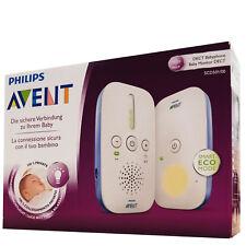 Philips Avent SCD501/00 Audio-Babyphone mit DECT-Technologie, Nachtlicht - Neu -