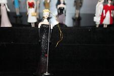 BARBIE DOLL 1995 Ashton Drake Heirloom Ornament Club Solo in the Spotlight