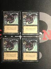 4 Dark Ritual (#0542) - Beta Black MtG Magic 93/94 Old School Common 4x x4