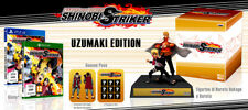 Naruto Boruto Shinobi Striker Uzumaki Collector's Edition XBOX ONE IT IMPORT