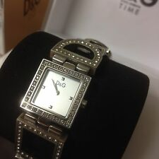 D & G Time Ladies Watch  Excellent In Box