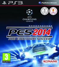 JUEGO  KONAMI  PLAYSTATION 3  PRO EVOLUTION SOCCER 2014 (PES 2014)  NUEVO (SI...