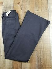 Express NWT, Black, Wide Leg Flare, High-Rise, Jeans, Size 2  Inseam 34