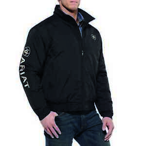 Ariat® Men's Team Logo Black Concealed Carry Insulated Jacket 10009945