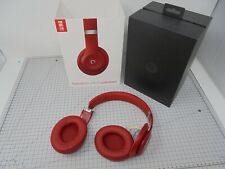 FAULTY - Official Beats By Dr Dre Studio 3 Wireless Headphones - Red - MBSW4