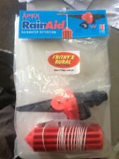 """Apex Rain Aid Valve 3/4""""  for back-up mains water supply of Tank water LTRA20"""