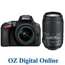 Nikon D5600 24.2 MP Digital SLR Camera - Black (Body Only)