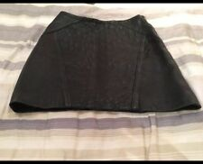 Kookai Leather Regular Size Skirts for Women