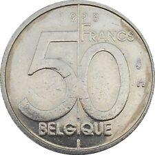 Belgium Belgie 50 Francs 1998 KM#193 Albert II - French Text (B-25)