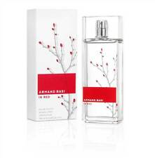 ARMAND BASI in Red  100ml EDT Spray  For Women By  ARMAND BASI