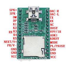 JQ650-28P U-disk Audio Player TF Card Voice Module MP3 Sound Module Arduino