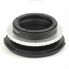 Adapter for Nikon F AI G Lens to Sony FZ Mount PMW-F3 F5 F55 Video Camera