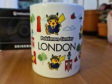 More details for london pikachu mug pokemon center london 2019 exclusive limited edition