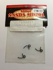 Schumacher Racing Nanda Model PEN0004 Clutch Spring Swift 3 Pieces