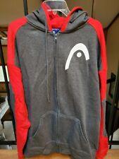 Mens Head Racquetball Full Zip Sweatshirt Size Xxl - Nwt