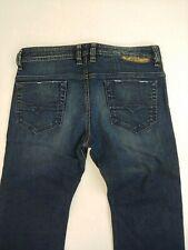 Diesel Safado Jeans Men's Denim Italy 30 X 34 Designer Blue stretch