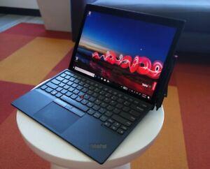 Lenovo ThinkPad X1 Tablet Gen 3 2in1 I7 16GB RAM 512GB SSD ENG/Arabic keyboard