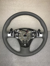 2009-2010 Chevrolet Malibu Steering Wheel Leather New OEM With Paddles 20814876
