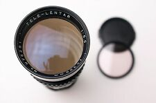 Tele-Lentar 300mm f/5.5 by Tokina Caps & Filter M42 NEX Mirrorless M4/3 (#2060)