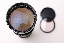 Tele-Lentar 300mm f/5.5 by Tokina Caps & Filter M42 NEX Mirrorless M4/3 (#2060)