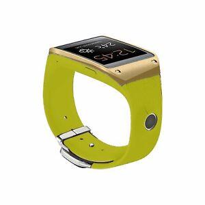 Samsung Galaxy Gear Smart Watch Andriod Tizen Bluetooth Lime Green V700 Wearable
