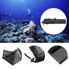 Fast Drying Dive Swimming Storage Mesh Bag Scuba Snorkel Gear Goggles Handbag