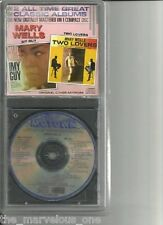 "MARY WELLS~""Two Lovers/My Guy"" ~""LIKE NEW""~MOTOWN  2lps ferr 1CD!!!"