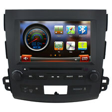 "8"" Auto DVD GPS Navigation Radio Stereo BT for Mitsubishi Outlander 2007-2012"