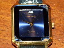 vintage TO REPAIR intertronic quartz Watch MONTRE UHR pour pièce AL3052BG 75164
