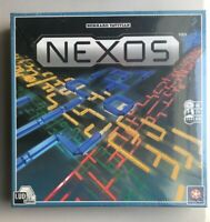 Winning Moves NEXOS Strategy Board Game Created by Bernard Tavitian New & Sealed