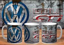 Volkswagen GTI  OIL CAN MUG RETRO #3