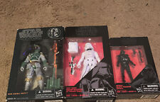 star wars black series lot