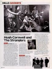 Hello, Goodbye Hugh Cornwell & The Stranglers Cutting