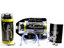 Hollywood HCM 0.5 Farad Powercap 0.5F Kondensator ELKO CAP Car Hifi inkl. Zubehö