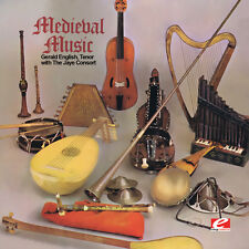 Jaye Consort of Viols - Medieval Music [New CD] Manufactured On Demand