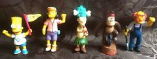 Simpsons Figures ~ 2005 ~ Fox ~ Including Bart Willy etc ~ RARE