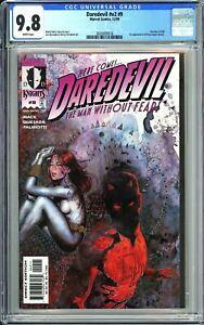"Daredevil v2 #9 CGC 9.8 WP 1999 3839450016 1st ""Eco"" Maya Lopez Disney MCU"
