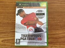 Tiger Woods PGA Tour 06 Xbox Brand New Sealed PAL