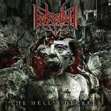Rebaelliun-The Hells decrees CD NUOVO