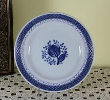 Collectors Cabinet Plate, Blue Decoration by Royal Copenhagen