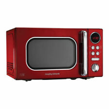 Morphy Richards Painted Countertop Microwaves