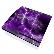 Skin Kit for PS3 SLIM Console ~ APOCALYPSE VIOLET ~ Decal Sticker