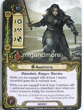 Lord of the Rings LCG  - 1x Amarthiul  #115 - The Battle of Carn Dum