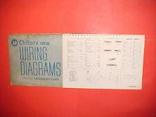 1962 1963 1964 1965 1966 1967 MERCURY PARKLANE MONTEREY S-55 WIRING DIAGRAMS